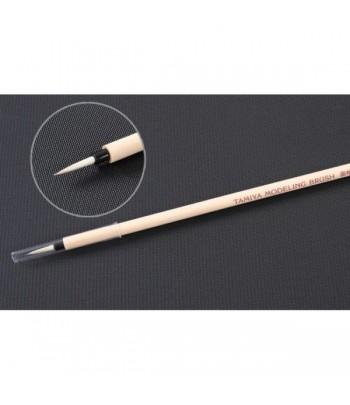 Кисть круглая (тонкая, конский волос) TAMIYA 87016
