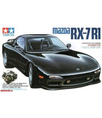 Автомобиль Mazda RX-7 R1 TAMIYA 24116