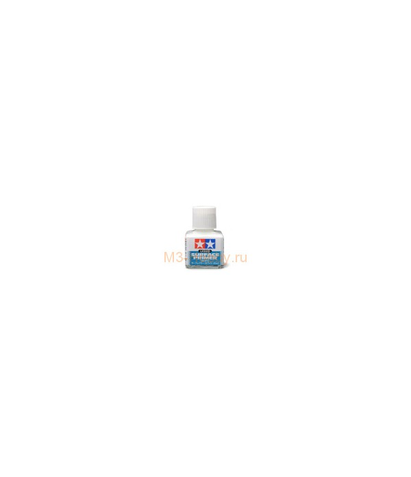 Грунтовка жидкая белая 40 мл (для аэрографа) TAMIYA 87096