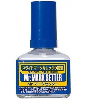 Thinner Mr.Mark Setter 40ml (Разбавитель для декалей) GUNZE SANGYO MS232