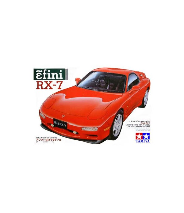 Автомобиль Mazda Efini RX-7 TAMIYA 24110