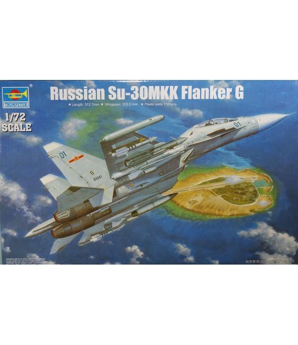 Су-30МКК (1:72) TRUMPETER 01659