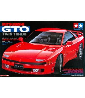 Автомобиль Mitsubishi GTO Twin Turbo TAMIYA 24108