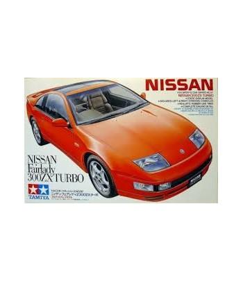 Автомобиль Nissan 300ZX Turbo TAMIYA 24087