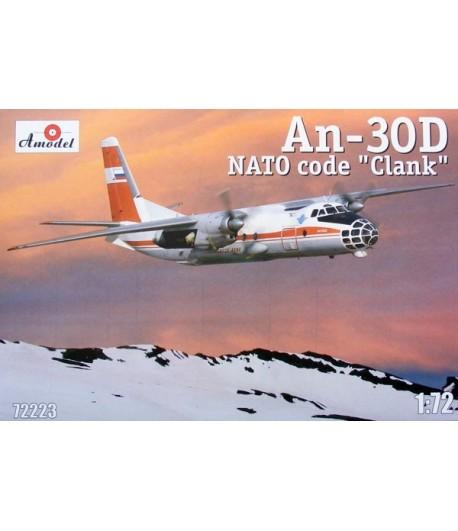 Самолет Ан-30Д AMODEL 72223