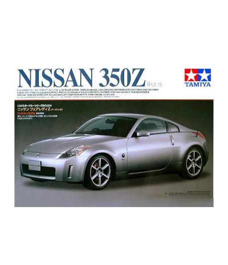Автомобиль Nissan 350Z Track TAMIYA 24254