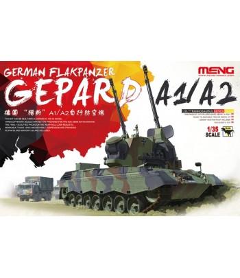 Германская ЗСУ GEPARD A1/A2 MENG TS-030