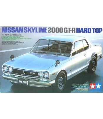 Автомобиль Nissan Skyline 2000 GT-R TAMIYA 24194
