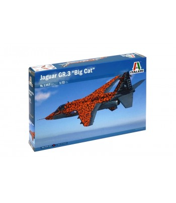 Jaguar GR.3 Big Cat ITALERI 1357