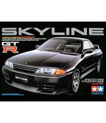 Автомобиль Nissan Skyline GT-R TAMIYA 24090