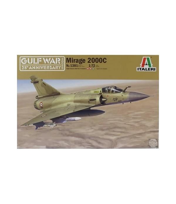 Mirage 2000C ITALERI 1381