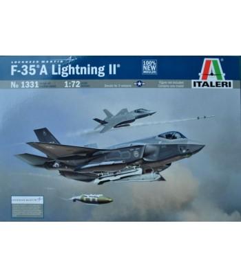 F-35A Lightning II ITALERI 1331