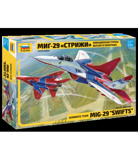 """Авиационная группа высшего пилотажа МиГ-29 """"Стрижи"""" ЗВЕЗДА 7310"""
