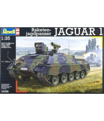 Tank Destroyer Jaguar 1 REVELL 03088