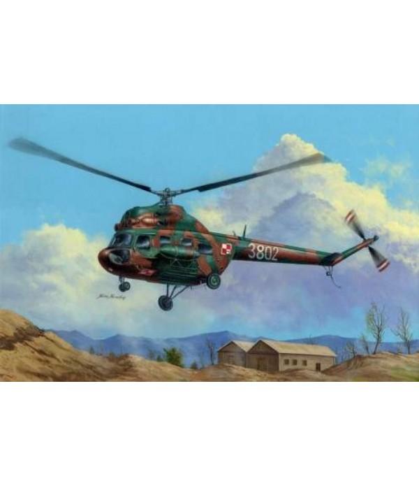 Вертолет Миль Ми-2Т Hoplite HOBBY BOSS 87241
