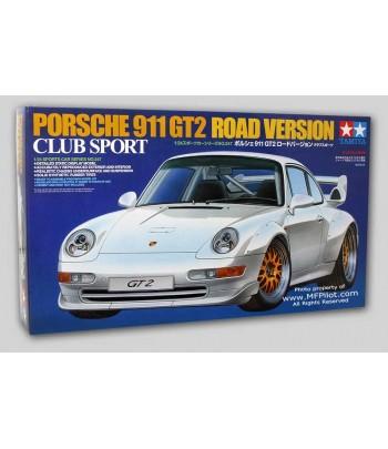 Автомобиль Porsche GT2 Street Version TAMIYA 24247