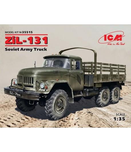 ЗиЛ-131, Советский армейский грузовой автомобиль ICM 35515