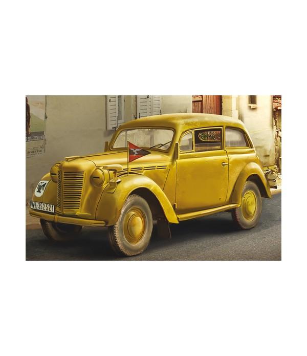 Kadett K38 Saloon, WWII German Staff Car ICM 35478