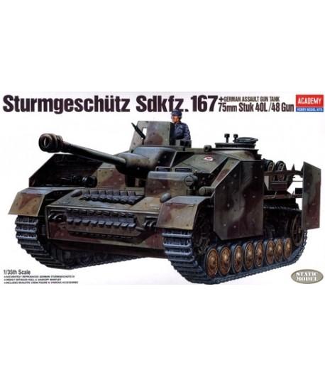 САУStuGIV(SturmgeschutzSdkfz.167) ACADEMY13235