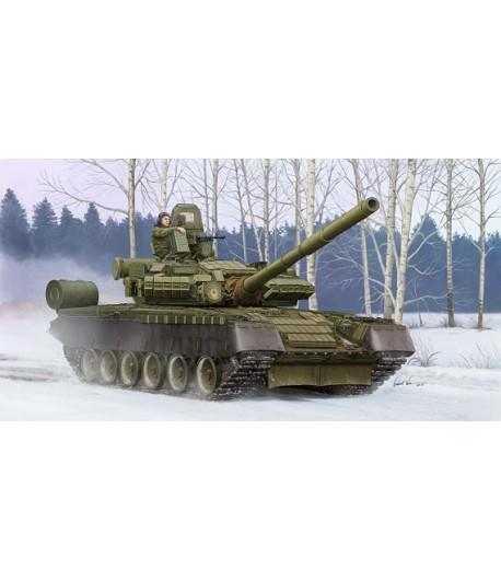 Танк Т-80БВ TRUMPETER 05566
