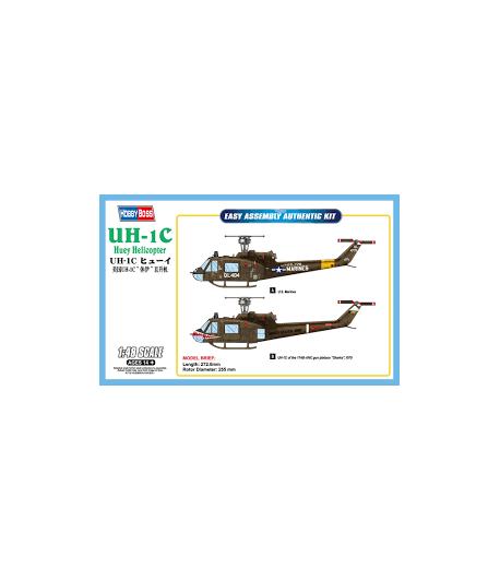 Вертолет UH-1C Helicopter 1/48 HOBBY BOSS 85803