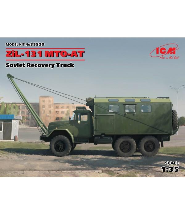ЗиЛ-131 MTO-AT, Советский армейский автомобиль ICM 35520