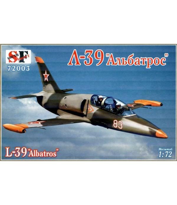 "Самолет Л-39 ""Альбатрос"" SOUTH FRONT SF72003"