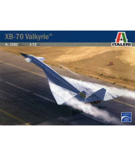 Самолет XB-70 Valkyrie ITALERI 1282