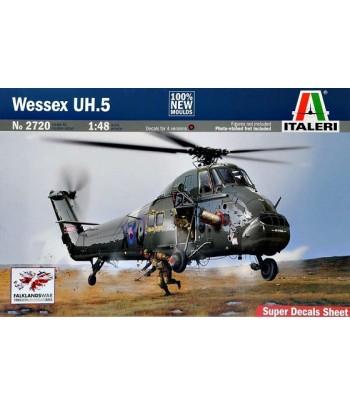 Вертолет WESSEX UH.5 ITALERI 2720
