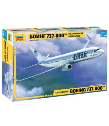 Пассажирский авиалайнер Боинг 737-800 ЗВЕЗДА 7019