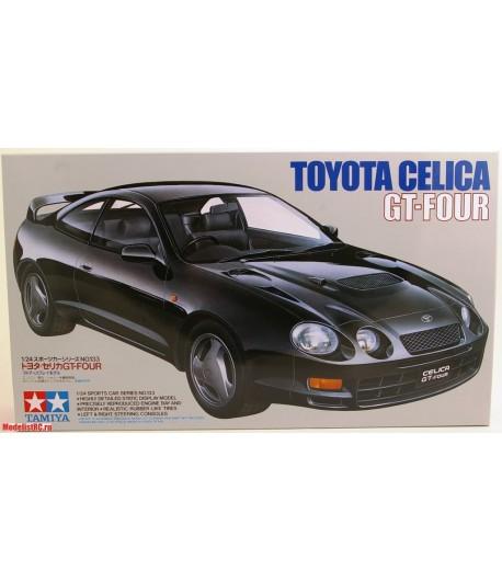Автомобиль Toyota Celica GT-Four TAMIYA 24133