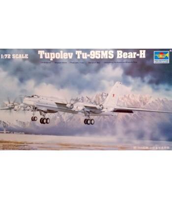 Tu-95MS Bear-H TRUMPETER 01601
