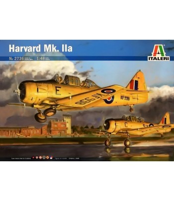 Самолёт Harvard Mk. II A ITALERI 2736