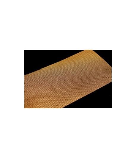 Сеткамеднаяплетеная,ячейка0.55мм(10х20см)AURORA HOBBYAH0055