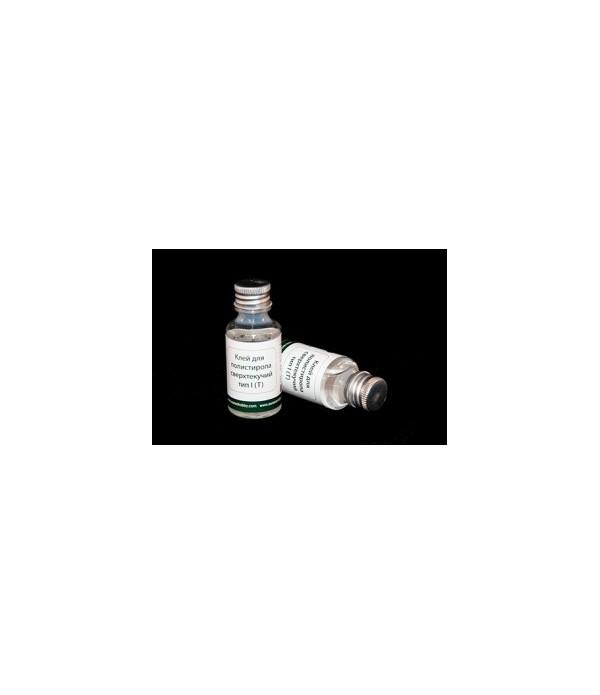 Клейдляполистироласверхтекучий(объем30мл)AURORA HOBBYAH2001