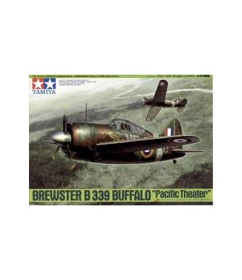 "Buffalo ""Pacific Theater"" TAMIYA 61094"