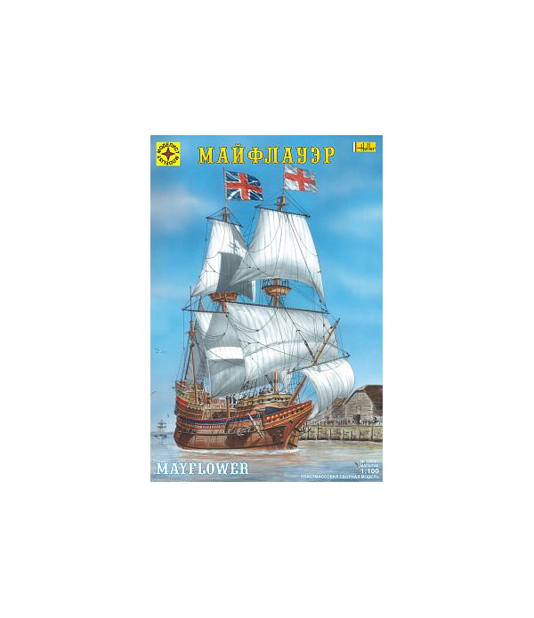 """Корабль """"Майфлауэр"""" МОДЕЛИСТ 110061"""