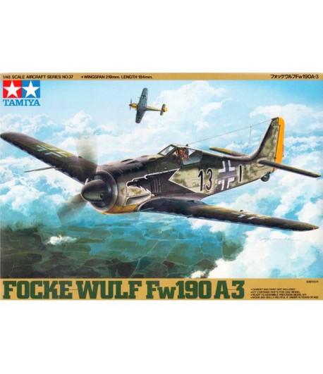 Focke Wulf Fw-190A-3 TAMIYA 61037