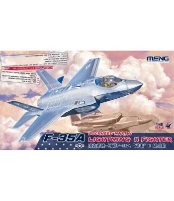 Lockheed-Martin F-35A Lightning II MENG LS-007