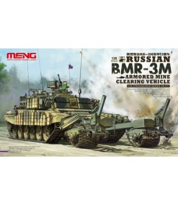 Russian BMR-3M Armored MENG SS-011
