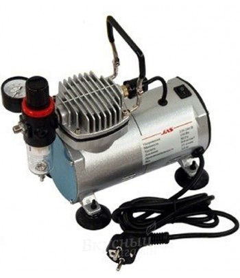 Компрессор JAS 1202, с регулятором давления, автоматика