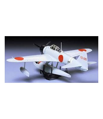 Самолёт Nakajima A6M2-N Type 2 Float Plane Fighter (Rufe) TAMIYA 61017