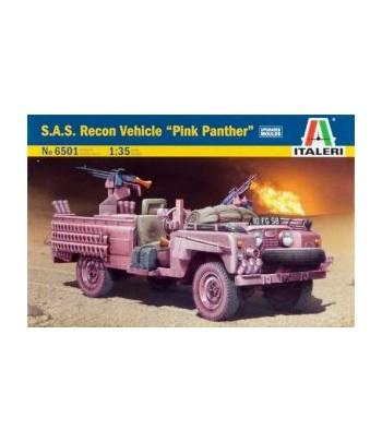 "Разведмашина ""Pink Panther"" ITALERI 6501"