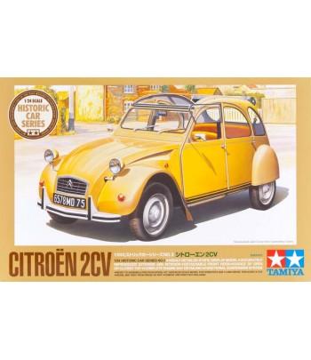 Автомобиль Citroen 2CV TAMIYA 25415