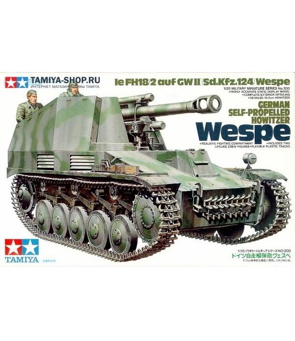 "1/35 Самоходка ""Wespe"" TAMIYA 35200"