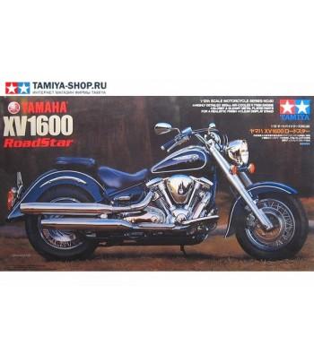 Мотоцикл Yamaha XV1600 Road Star (1:12) TAMIYA 14080