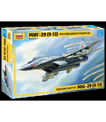 Российский истребитель МиГ-29 (9-13) ЗВЕЗДА 7278