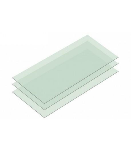 Набор шлифовальной бумаги на основе полиэстровой пленки c зернистостью 6000, 3 шт. TAMIYA 87186