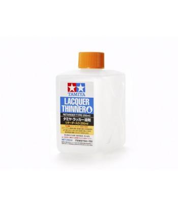 Растоворитель с компонентом замедления высыхания красок серии LP, 250 мл. TAMIYA 87194