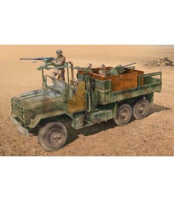 American Armoured Gun Truck ITALERI 6503